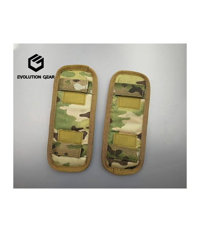 EvolutionGear High Speed Shoulder Pads