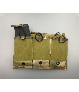 EvolutionGear Triple 5.56 mag pouch