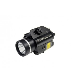 TLR-2 tactical light BK