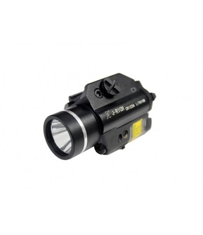 TLR-2 tactical light BK