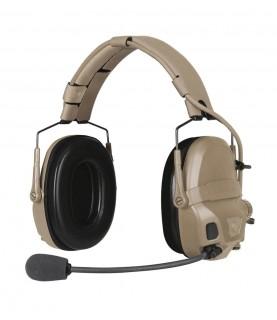 FCS AMP headsets TAN
