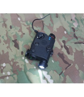 LA5-C LED w green laser