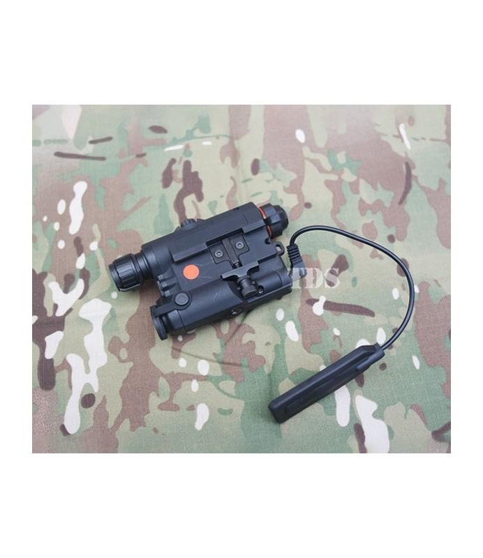 LA5-C LED w red laser