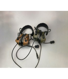 FCS Comtac III head sets