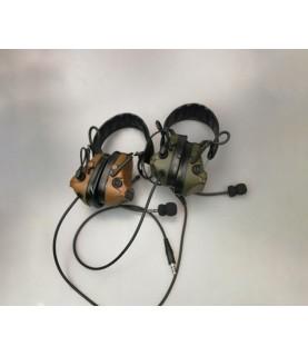 FCS Comtac III head sets
