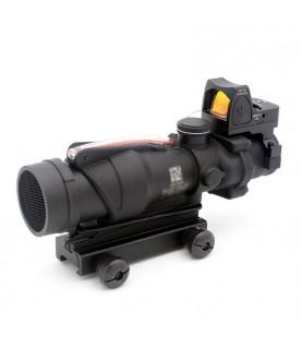 AOG&RMR 4X32 Optic Fiber...