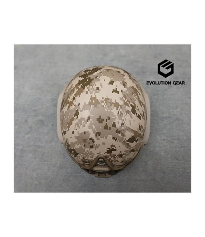 EvolutionGear AOR1 LBH helmet NavySeals