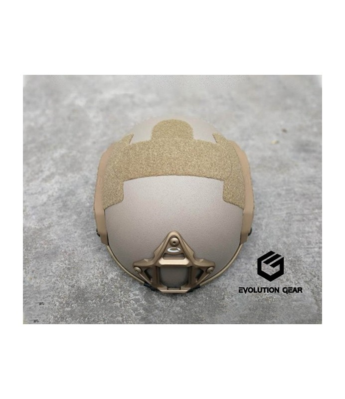 EVG maritime helmet with O type logo rail B