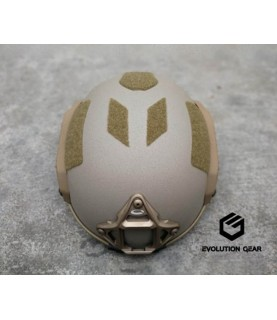 EVG maritime helmet with O type logo rail C