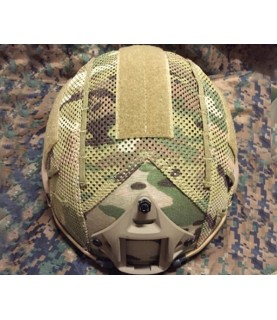 Evolution Gear high cut Helmet cover