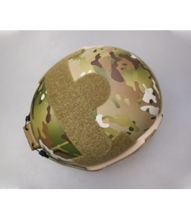4 hole High Cut helmet deluxe Ver. Multicam