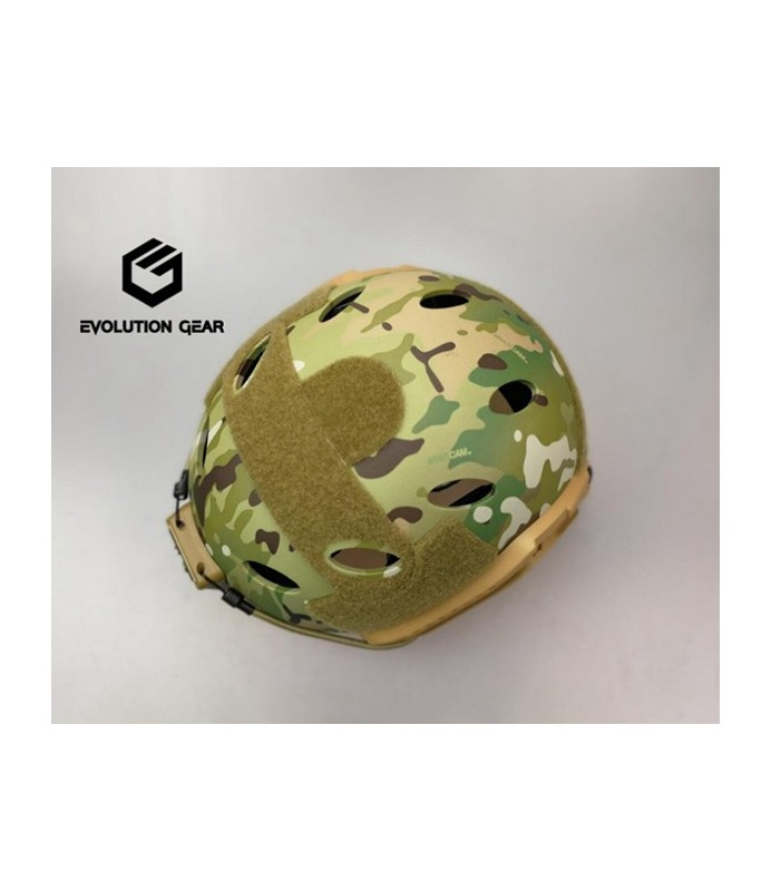EvolutionGear Carbon style 4 hole helmet Delta CAG
