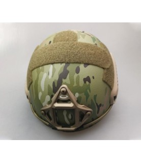 EvolutionGear High Cut helmet Multicam