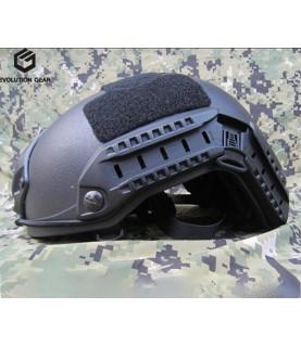 Evolutiongear maritime helmet deluxe BK