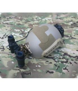 Helmet night visison dummy system