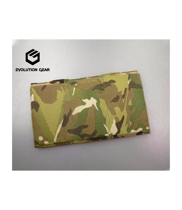 EvolutionGear 10 speed triple 5.56 mag pouch