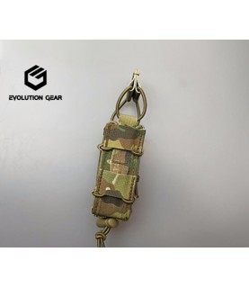 EvolutionGear adjustable pistol mag pouch