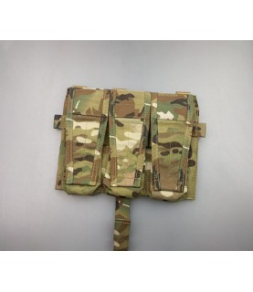 EvolutionGear CP style triple mag pouch