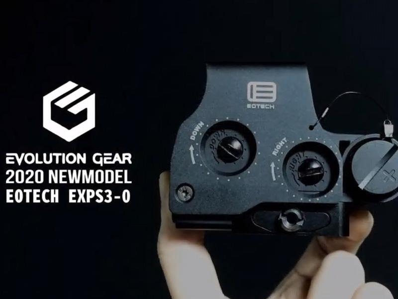 EVOLUTION GEAR 2020 EOTech EXPS3 0 NEW